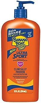 Banana Boat Ultra Sport Reef Friendly Sunscreen Lotion