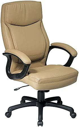 Luxury goods Office Star Outlet sale feature Executive Chair 19 Leather Brown