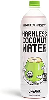 harmless harvest coconut water online