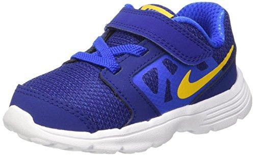 Nike Downshifter 6 (TD), Zapatos de recién Nacido Unisex bebé, Azul (DP...