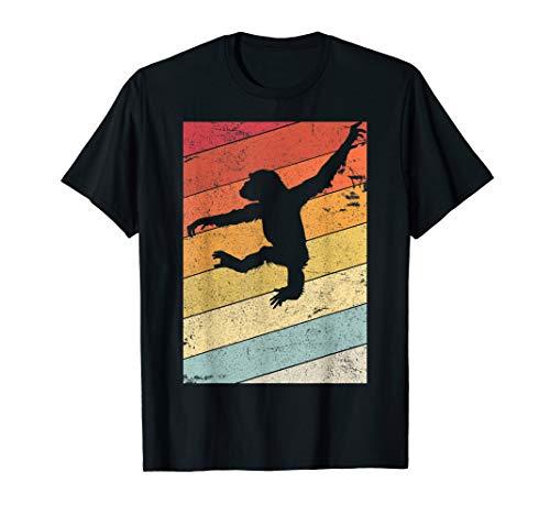 Affe, Gorilla Shirt. Jahrgang Monkey T-Shirt. Vintage
