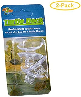 Zoo Med Turtle Dock Suction Cups 4 Pack - Pack of 2
