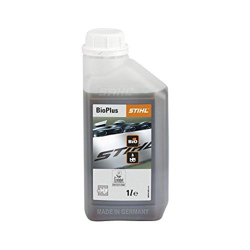 STIHL 7815163001 Bio Plus Sägekettenöl, 1 L Flasche