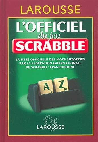 L'Officiel du Scrabble, édition 2004