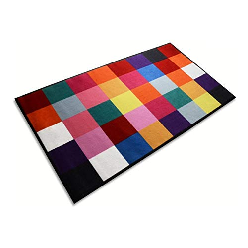 Floordirekt Schmutzfangmatte - 53x80cm - Adieu Tristesse - Sonderedition