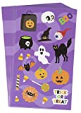 Juvale Halloween Stickers - 36-Sheet Halloween Party Stickers for Kids, Festive Stickers for Student Rewards, Party Supplies, Trick-or-Treat, Goodie Bags, 720 Total Pieces