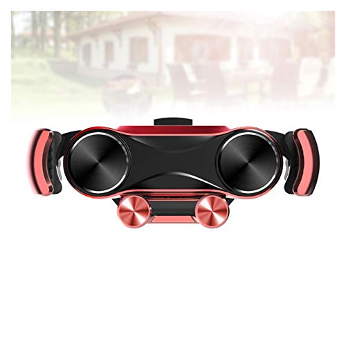 KJBGS Accesorios de Auto Soporte de teléfono móvil de ventilación de Aire Multifuncional para automóvil Soporte de teléfono móvil de Gravedad Creativa Soporte de Coche (Color : Picture 2)