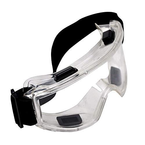 BYTGK Schutzbrillen, Schutzbrillen, Schutzbrille, Staub und Windschutzscheiben, Schlagzähigkeit, Wind und Sand Prävention G0511