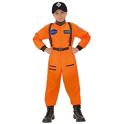 Widmann 11017 - Kinderkostüm Astronaut, Overall, 140