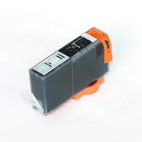THQC Compatible en Forma for el HP 364 364 BK Cartucho de Tinta en Forma for HP Photosmart 5511 5512 5514 5510 5515 5520 5522 5524 6510 6512 Impresoras (Color : 1X BK)