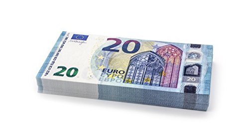 Cashbricks 100 x €20 Euro (New 2015) Dinero...