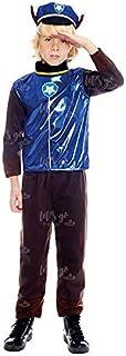 Disfraz Perro Policía Niño Bebé Police Dog【Tallas Infantiles de 1 a 9 años】Disfraz Carnaval Personajes Perritos Profesione...