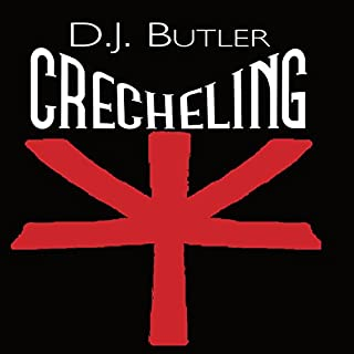 Crecheling audiobook cover art