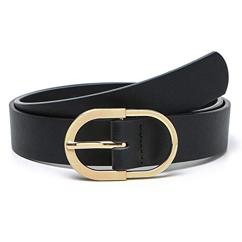 Best faux leather jean belts