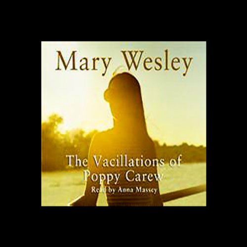 The Vacillations of Poppy Carew audiobook cover art