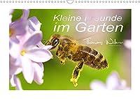 Kleine Freunde im Garten (Wandkalender 2022 DIN A3 quer): Eine liebevolle Sammlung unserer kleinen Gartenbewohner. (Monatskalender, 14 Seiten )