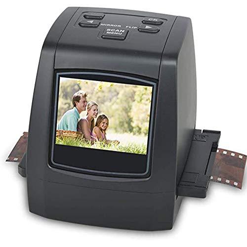 Best Deals! 22MP Film & Slide Scanner All-in-1,Super 8 Film,110/126 Film, 35Mm Negative/Slide to Dig...