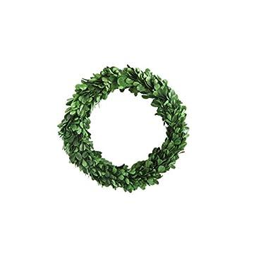 Creative Co-op Medium Preserved Boxwood Wreath