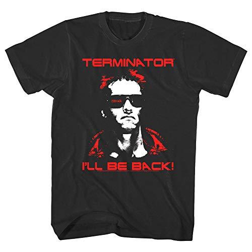 WOD Terminator Schwarzenegger I'Ll Be...