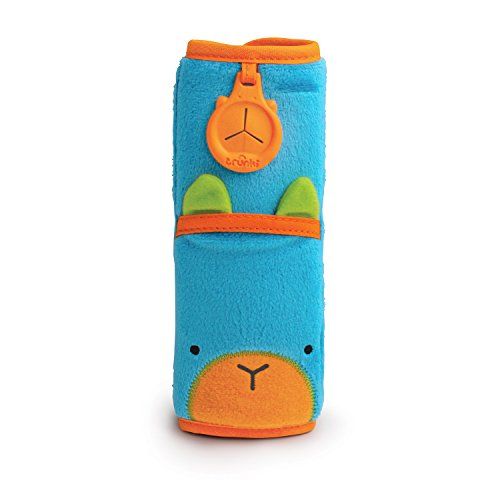 Trunki Protector de cinturón infantil – SnooziHedz (Azul)