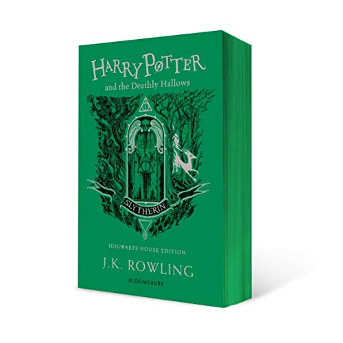 Harry Potter and the Deathly Hallows - Slytherin Edition: J.K. Rowling - Ravenclaw Edition (Green)