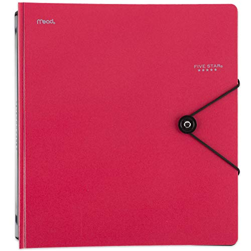 """Five Star D-Ring Binder, 1"""" Expanding Spine, 225 Sheet Capacity, Assorted Colors, Color Selected for You, 1 Count (26246) Photo #9"""