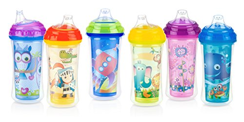 Nuby No-Spill Insulated Sipper with Spout | Amazon