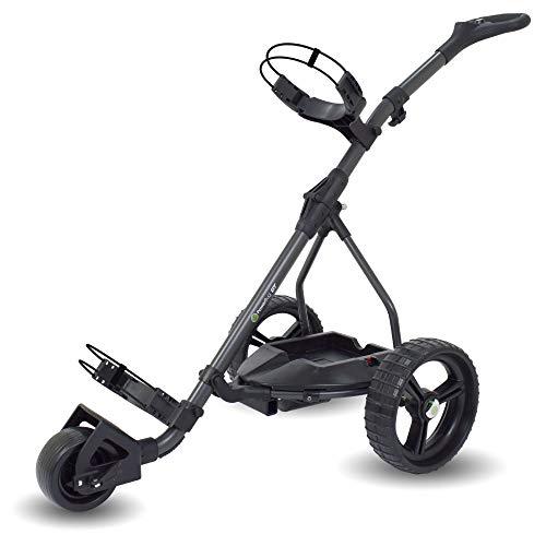Powerbug GT - Carro de golf eléctrico sin batería ni cargador, carrito de golf motorizado