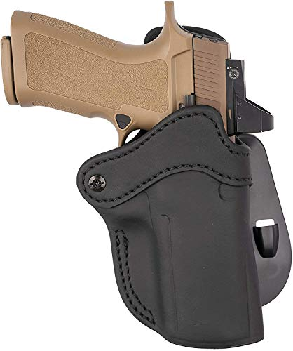 1791 GUNLEATHER Paddle Holster for Sig P320 - OWB CCW...