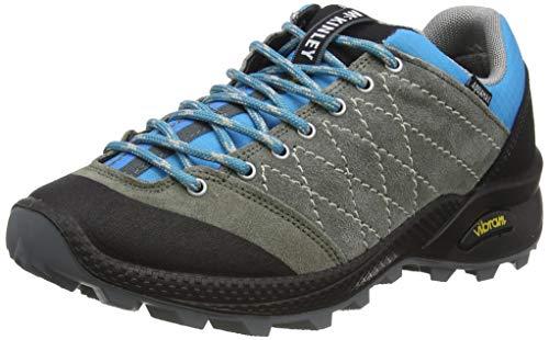 McKINLEY Damen Wyoming AQX Strolling-Schuh, GREY LIGHT/BLUE, 37 EU thumbnail
