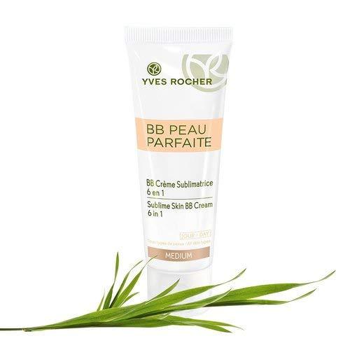 Yves Rocher - BB Crème Perfekte Haut 6in1 Medium : Eine perfekte schöne Haute in einem Pflegeschritt