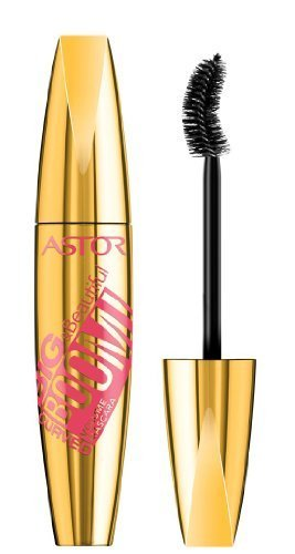 Astor Big & Beautifull Boom! Curved Mascara, Farbe 910 Ultra Black, 1er Pack (1 x 12 ml). by Astor