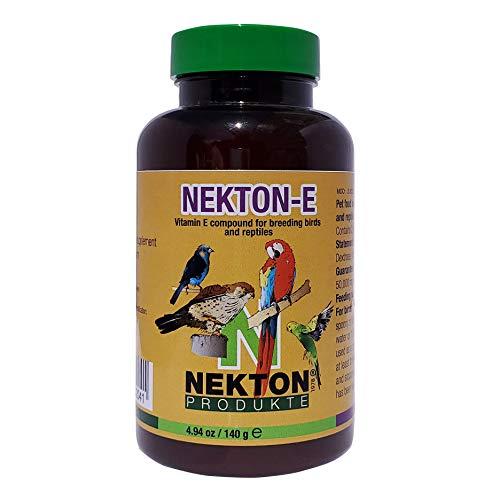 Nekton Vitamina E - Preparato per l'allevamento di uccelli e rettili