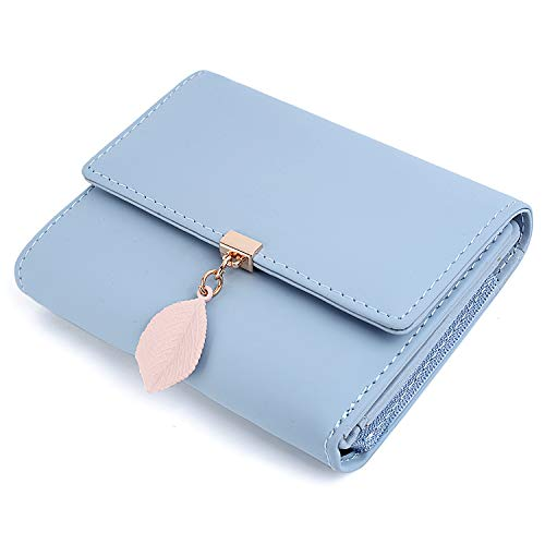 UTO Small Wallet for Women PU Leather...