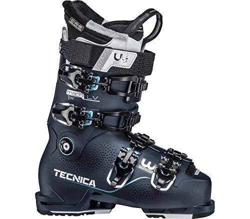 Moon Boot Tecnica Mach1 LV 105 Femmes Bottes Ski Bleu OS