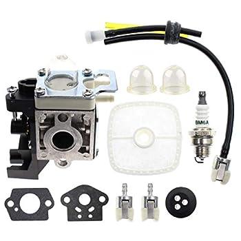 Carbhub RB-K93 Carburetor for Echo SRM225 SRM225i SRM225U SRM225SB GT225 GT225i GT225L GT225SF PAS225 PE225 PPF225 SHC225 Trimmer Replace A021001690 A021001691 A021001692 Zama RB-K93 Carburetor