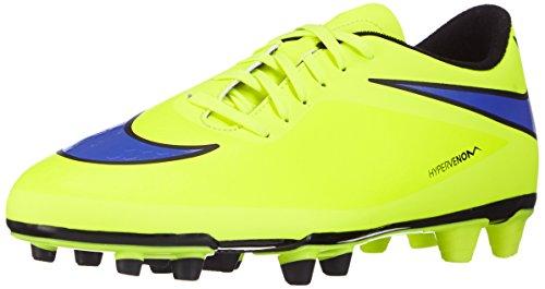 Nike Herren Hypervenom Phade FG Fußballschuhe, Gelb (Volt/Persian Violet-Ht Lv-Blck 758), 44 EU