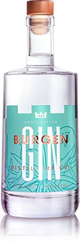 Burgen Gin Distillers Cut 42% vol. (0.5 Liter)