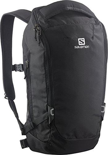 Salomon, QUEST VERSE 25, Sac à dos de ski unisexe, 58 x 40 x 50 cm, Noir, L36308800