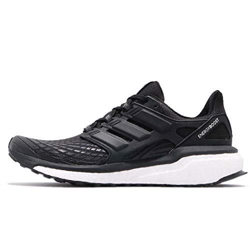 adidas Energy Boost W, Zapatillas de Running Mujer, Negro (Core Black/Core Black/Core Black 0), 36 2/3 EU