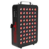 Bestqool Red Light Therapy Device, 660&850nm Near Infrared Light...