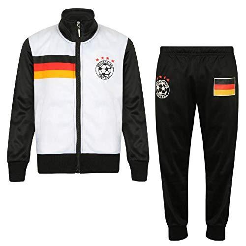 Générique voetbal trainingspak kinderen Duitsland
