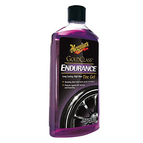 2 X Meguiar's G7516 Endurance Tire Gel - 16 oz.