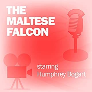 The Maltese Falcon (Dramatized) cover art
