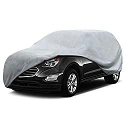 Best Weatherproof Car Cover - XCar Universal SUV Car Cover