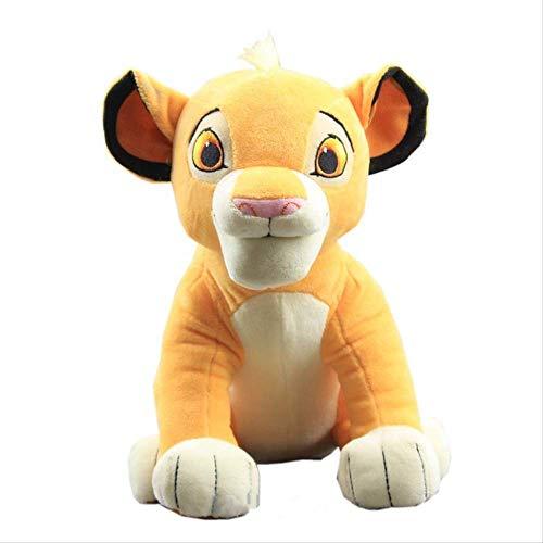 JIAL Der König der Löwen Simba Nala Soft Kids Doll 26cm, Simba Kuscheltiere Plüschtier B. Chongxiang