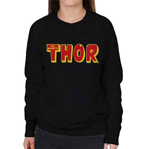 Marvel Avengers The Mighty Thor Women's Sweatshirt