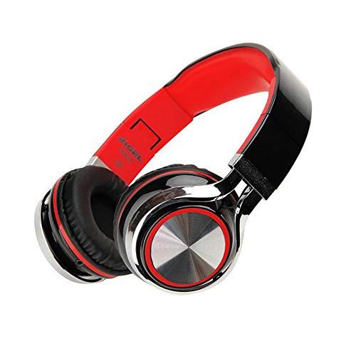 Balock Schuhe Balock Schuhe Gaming-Kopfhörer,Kopfmontage Headset,Stereo verkabelt mit Mikrofon für Smartphone MP3 / 4 PC