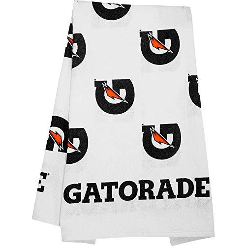Gatorade Premium White Sideline Handtuch
