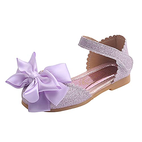 Sandalias niña Zapatos Princesa niñas de Bautizo de comunion Zapatos biomecanics niña bebé Bonita con Inclinarse Sandalias niña Verano 2021 Zapatos de Baile Elegantes Pare Show Mostrar Antideslizante